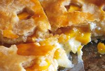 DESSERTS - Pies, Turnovers