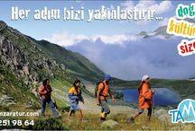 Hiking Tamzara Tours
