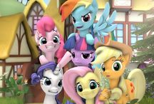 SFM-Ponies