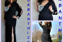Urban Thick - Promoting Positive Plus Size Body Images. Selling Quality Curvy Clothes & Accessories