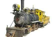 US Railroad Trains