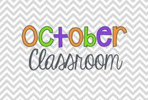 October Classroom