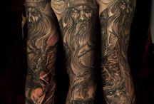 Tattoos / Ideas