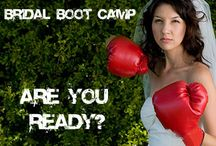 Bridal Boot Camp / Getting fit and healthy for your big day! Inspiration, motivation and ideas to get you there!