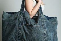 You can never have too many bags! You can never have too much denim! / iwaka.org