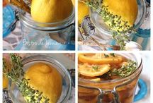 citron miel......