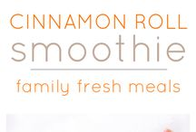 Smoothie de Cinnamon