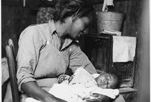 Mother's Day  / From Presidents to coal miners, everybody has a mother. We're celebrating Mother's Day with a selection of images of mothers from our holdings. / by US National Archives