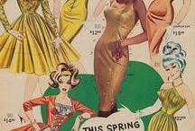Stare katalogi - moda