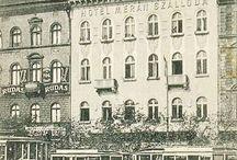 Budapest régiképekken