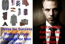 THE STYLISH MAN / The Stylish Man is a place where men can get style tips on how they can look stylish and professional. Angela Barbagallo is an expert Stylist ready to share her tips with you!