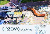 Solar tree Energy from the sky