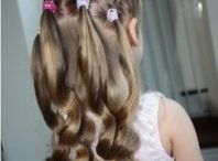 hair styling for girls