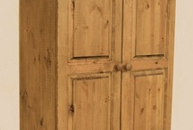 Wonderful wardrobes! / Beautiful solid pine wardrobes made in Cornwall.