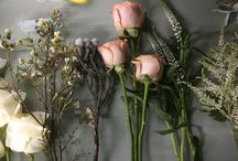 Behind the scenes of a florist / An insight into my flower workshop, floristry methods and inspiration
