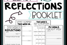 reflections/ self evaluation