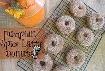 doughnuts / by Sarah Pocock