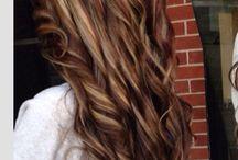 Cheveux - Couleurs