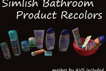 Objects - Bathroom