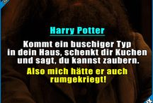 Hogwarts humor
