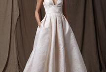 Wedding ideas / Bridal dresses I like
