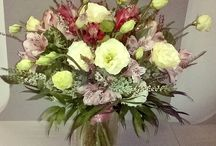 my bouquets / bouquets done by me