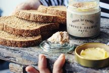 Spreads and Jams / Natural toppings for bread and crackers and great as an accompaniment with cold meats and cheese.