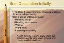 1st Grade - Literacy