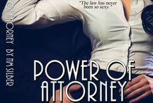 Power of Attorney / Storyboard for the novel by N.M. Silber