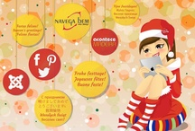 It's Christmas Time / by Navega Bem Web Design