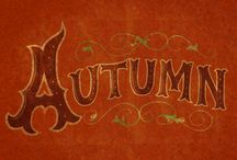 Hello, Crisp Autumn / For in the air is a different touch... Crisp, cool, inviting, turning our thoughts to shorter days.
