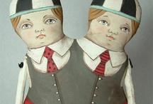 Alice in Wonderland Art / by Laura Gomel