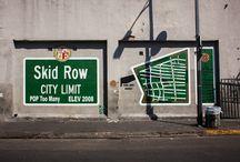 Low Income Neighborhood/Community Development / Turning bad neighborhoods, into better ones.