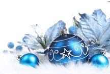 Święta - Christmas  / Mimo iż po świętach nie ma już prawie śladu zastanawiam się jak się bawiliście?  Moje święta były dość urocze, syte przede wszystkim a Sylwester upłynął pod znakiem szampańskiej zabawy z przyjaciółmi.  Wszystkim życzę wszystkiego dobrego w tym nowym roku.  Oby 2014 był lepszym rokiem dla Was pod każdym względem niż 2013 rok.