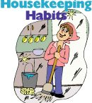 Housekeeping tips / by Janet Maddox