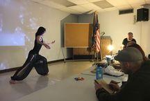 Winter Dance - Art Workshop