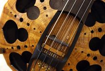 """Tarhu, musical instrument designed by Peter Biffin / Images and articles related to the Tarhu. Classed as a type of spike fiddle, it is an instrument created by Australian luthier Peter Biffin in the 1980s though inspired by many much older instruments from around the world. Today, it has a number of variations based on different """"source"""" instruments. Please see Peter Biffin's website: http://www.spikefiddle.com. The tarhu has in more recent years been produced by Mazdak Ferydooni for Ross Daly: http://www.labyrinthmusic.gr/en/instrument-making"""