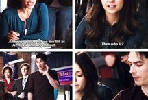 TheVampireDiaries And DELENA