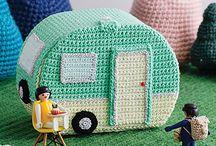 crochet caravans