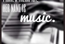 My love...is music