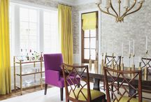 Dining Spaces / Dining Spaces | Inspiration | Liveable Luxury | Toronto Designer