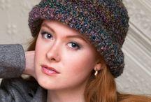 Modele pălării croșetate