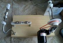spooler/alat penggulung spool spinning reel.
