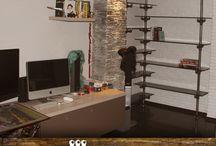 Идеи лофт-офисов от Мастерской Daddy's Pipes / #daddyspipes #ddpipes #дерево #loft #decor #дизайн_интерьера #лофтстиль #деталиинтерьера #industrial #индустриальный_стиль #индустриальныйстиль #дизайн #мебель #мебельвстилелофт #мебельлофт #стул #табурет #лофт #декор #design #interior #steampunk #стимпанк #handmade #ручнаяработа #подарки #сувениры #неупустимомент #новыйгод #брутальныйинтерьер http://ddpipes.ru/