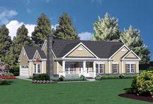 House Plan / by Melissa Battles