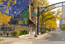 Columbus Love / Favorite places to go and food to eat in Columbus, Ohio!