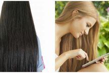 Ricette fai da capelli