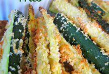 c-Finger food- veggies / by Karen Elliott