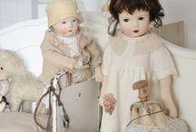 Dolls - Antique / by Maaika Kruger