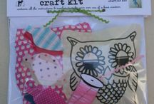 Craft kit packaging / by Yarn Crush